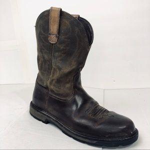 Ariat® Mens Groundbreaker Boots